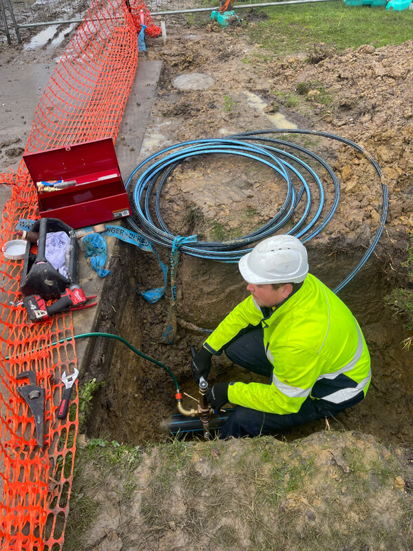 Plumbing and Infrastructure
